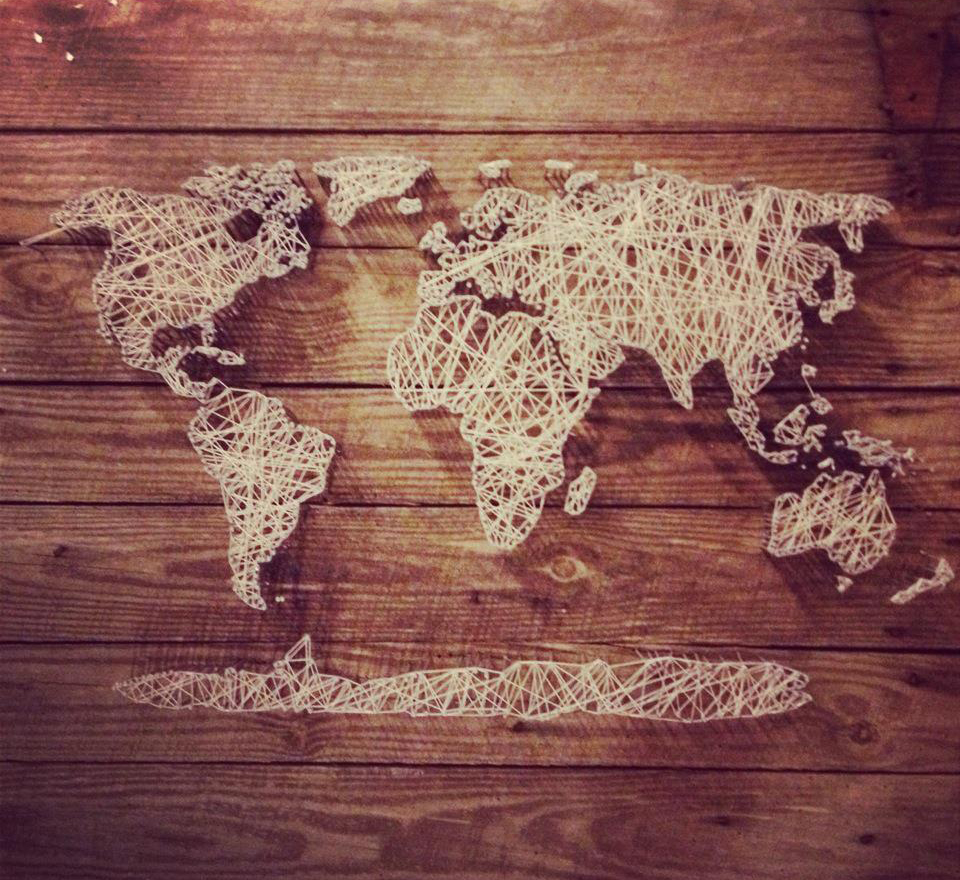 World map ramble roost 54858910151289774748064768916950n barn door string and finishing nails gumiabroncs Gallery